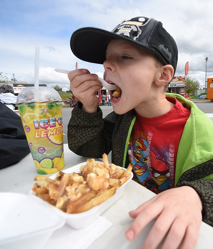 Food Truck Festival held in Abbotsford – Abbotsford News