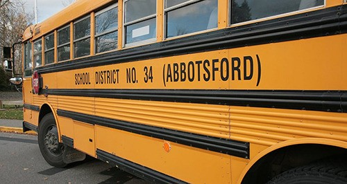 Enrolment Up, As Abbotsford School District Students Get
