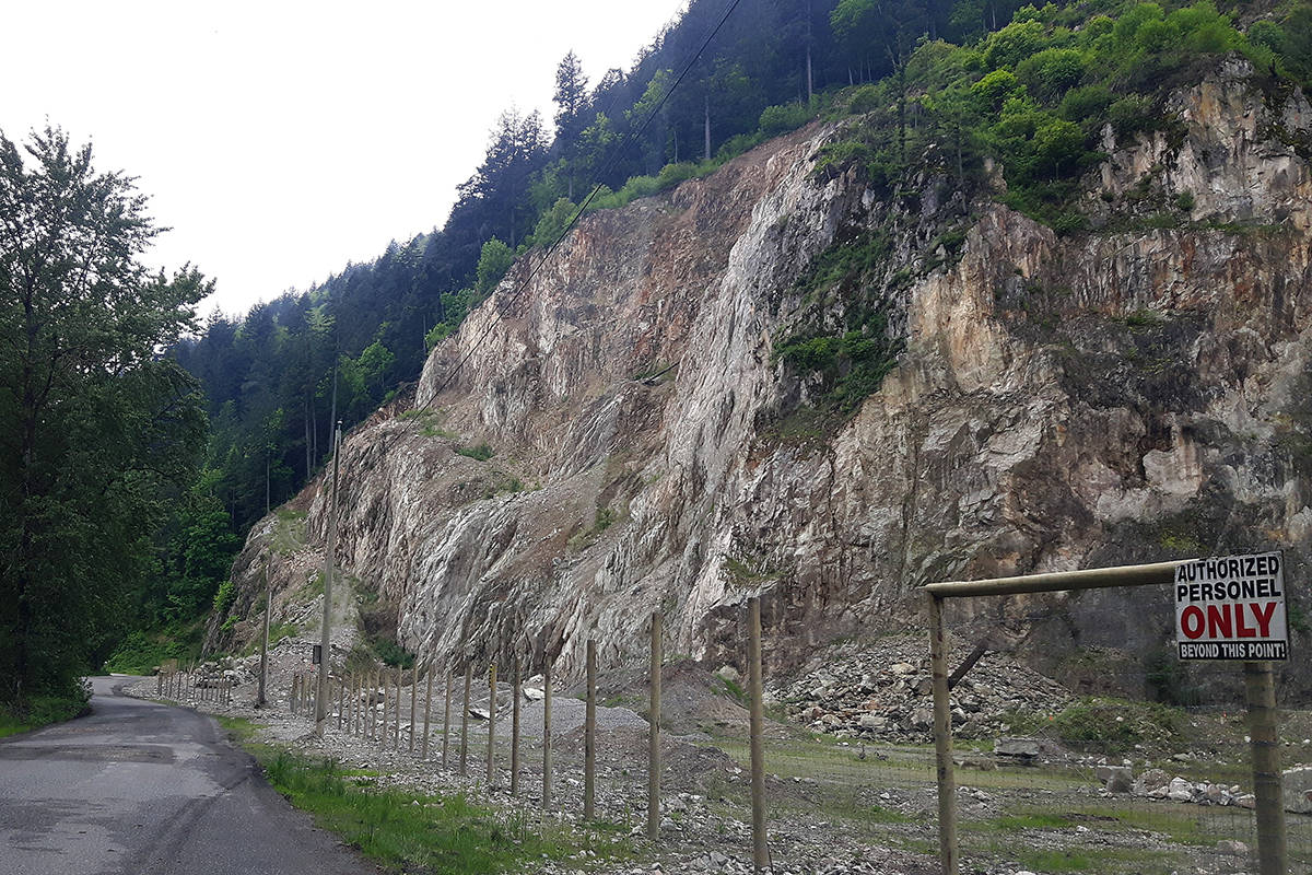 Fvrd Pushes Back Against Sumas Mountain Quarry Proposal