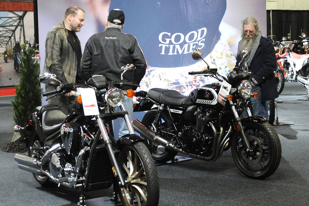 Vancouver Motorcycle Show Returns To Abbotsford Abbotsford News - Car show vancouver 2018