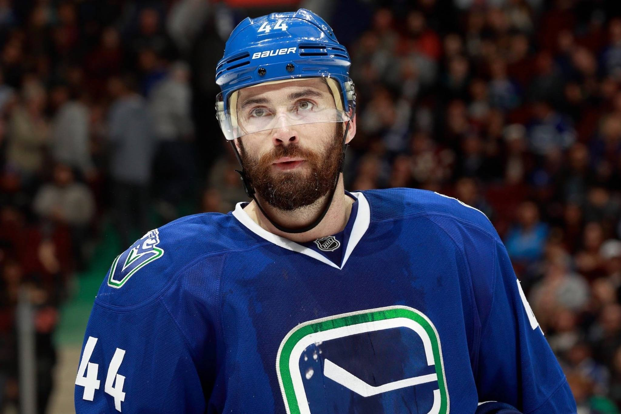 Column Benning Stands Firm On Gudbranson Will Keep Him With Canucks Until 2021 Abbotsford News