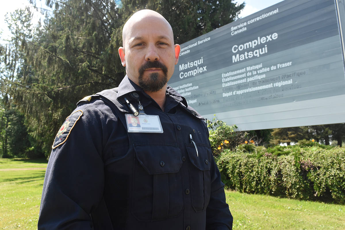 After prison riot, Abbotsford guard struggled for help with PTSD