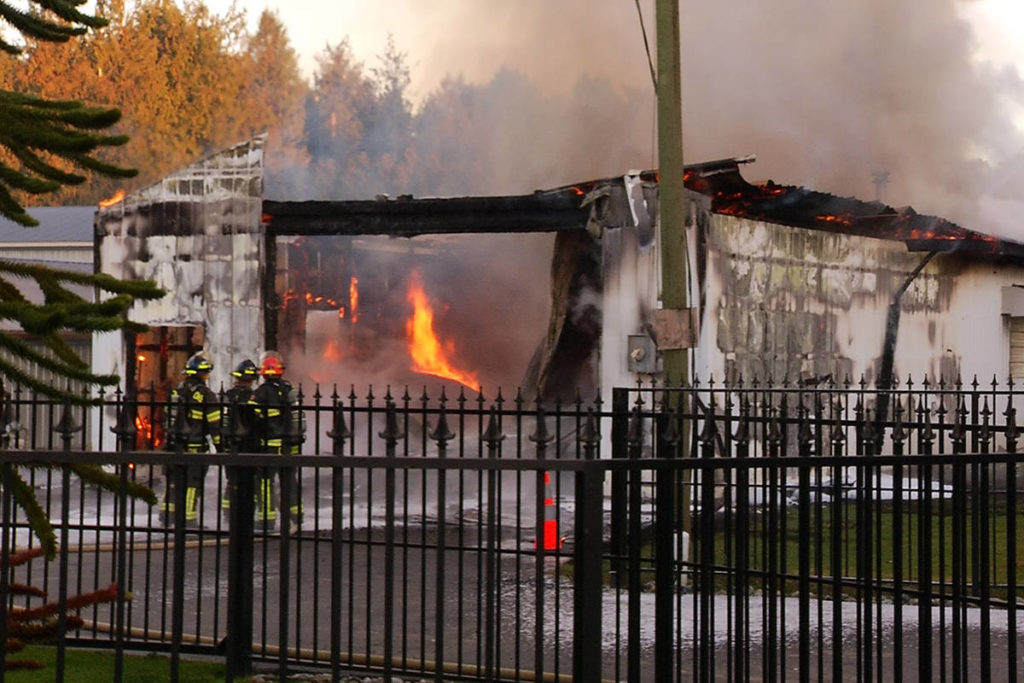 Chickens die in morning barn fire in Abbotsford ...