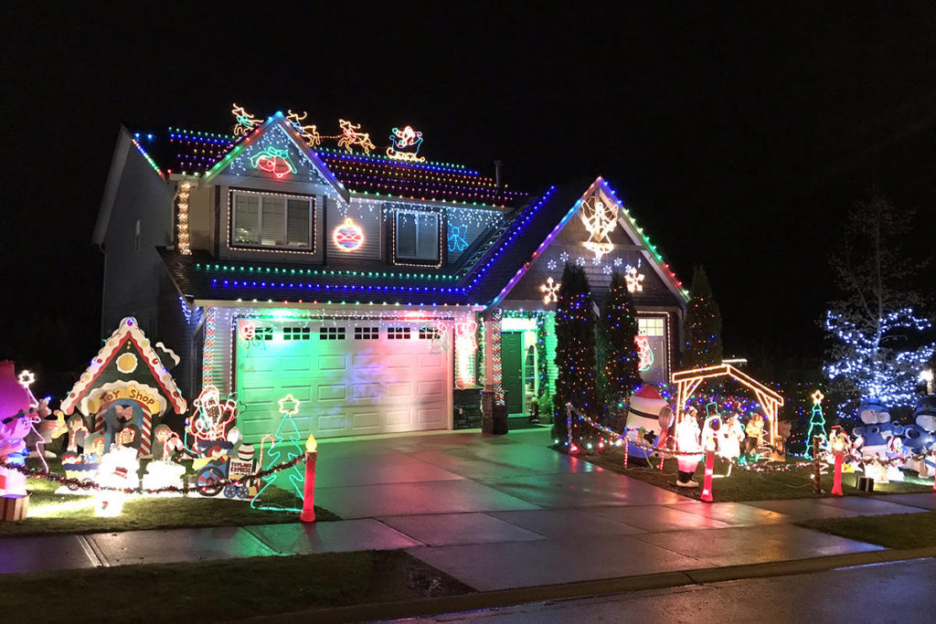 Abbotsford and Mission homes are sparkling for the holidays – Abbotsford  News - Abbotsford And Mission Homes Are Sparkling For The Holidays