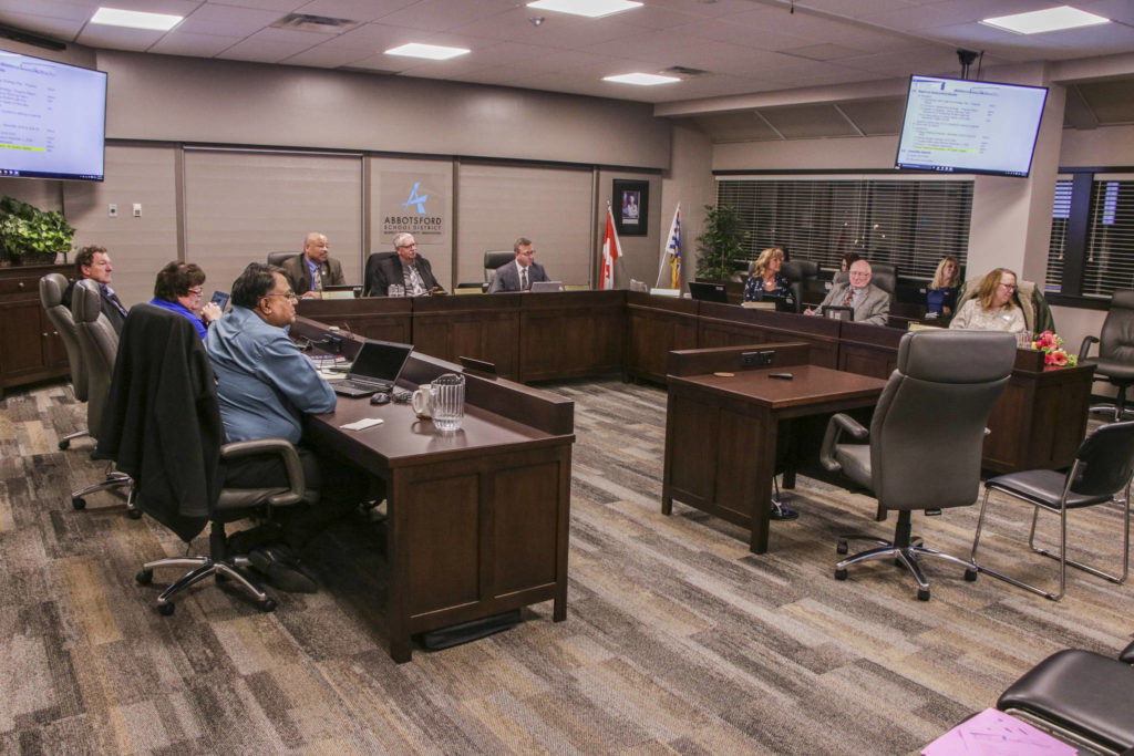 Abbotsford school board to begin live-streaming meetings in