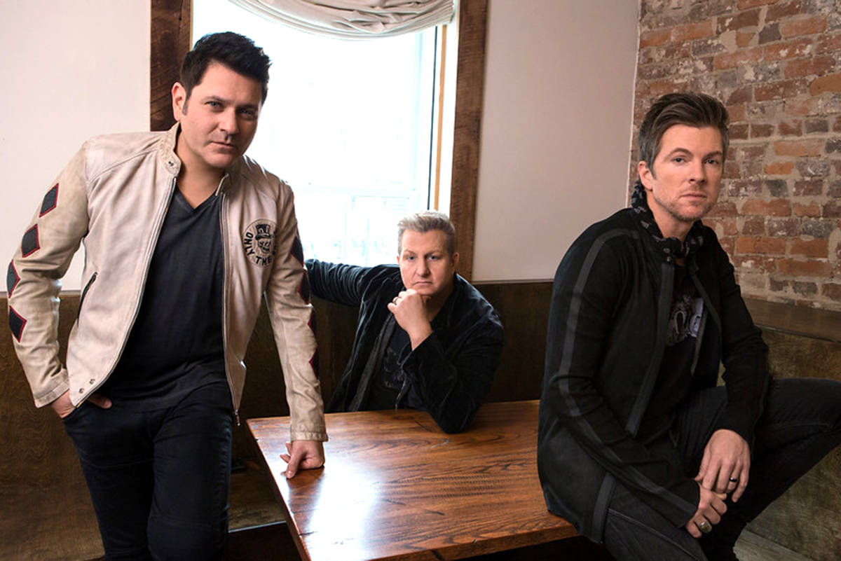 Country trio Rascal Flatts announce stop at Abbotsford
