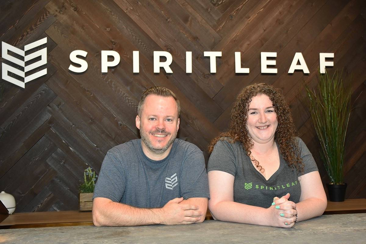 Maple Ridge's first retail cannabis store opens Monday