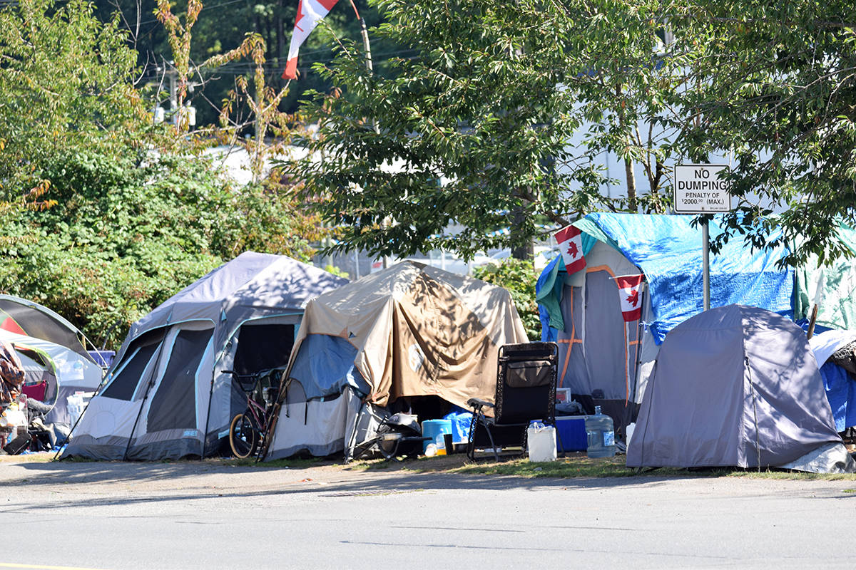 Abbotsford on shortlist for federal homelessness money