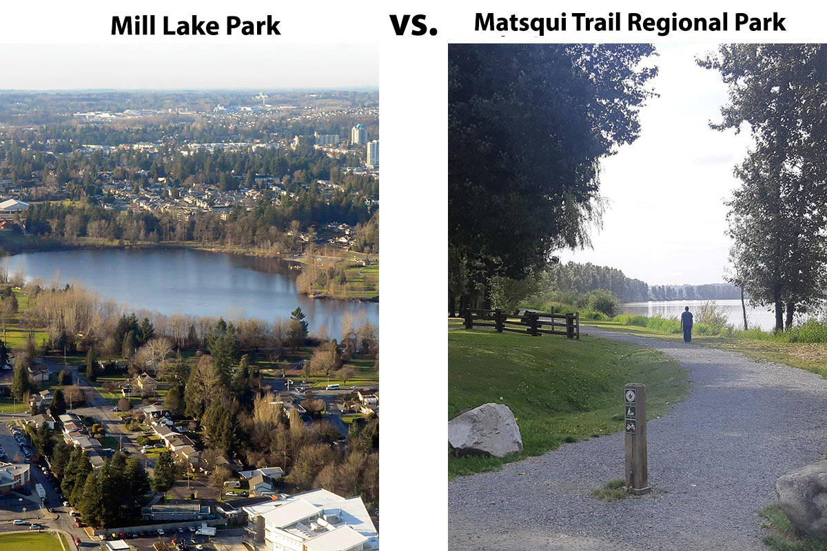 Abbotsford's favourite park: winner revealed