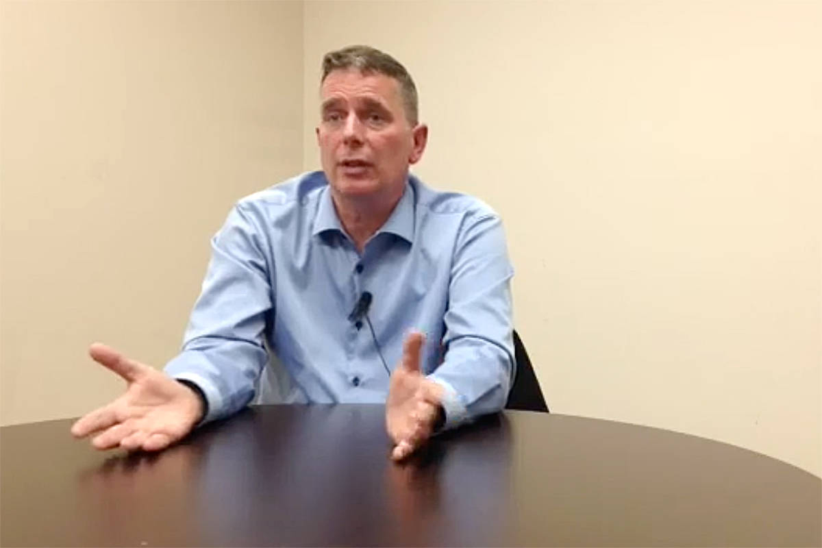 Video questionnaire: Michael Nenn – NDP candidate in Mission-Matsqui-Fraser Canyon