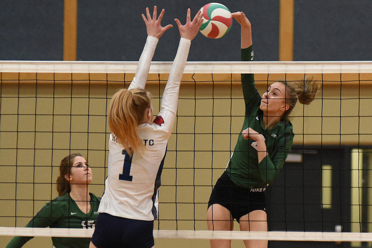 'Battle of Abbotsford' returns to Pacwest volleyball courts