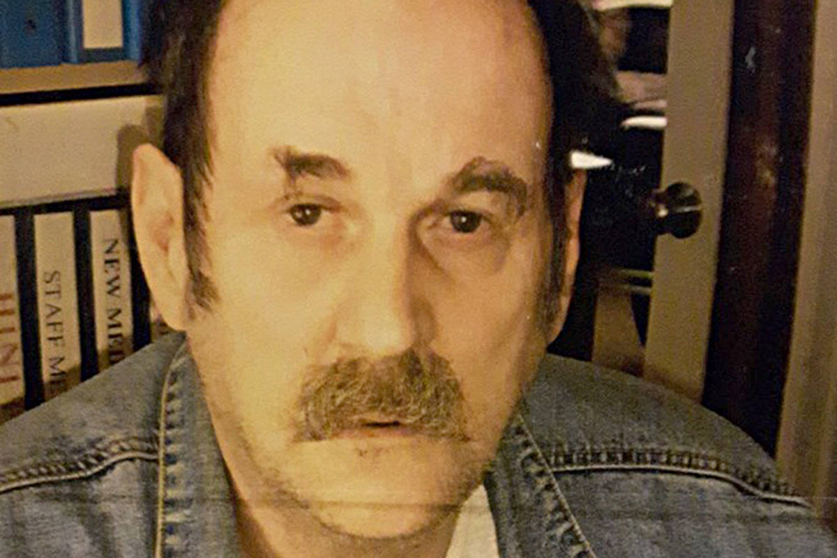 Abbotsford police request assistance in locating missing 68-year-old man