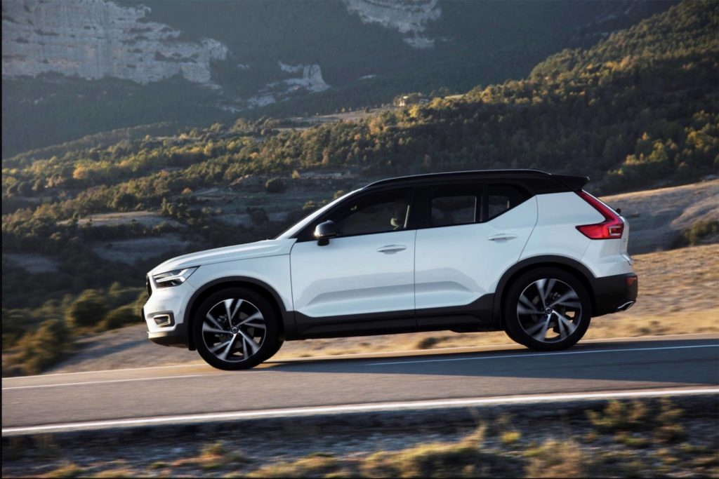 2020 Volvo XC40 brings a new level of refinement