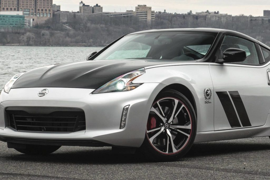 Far from dead, Nissan's Z sports car appears to be alive and kicking