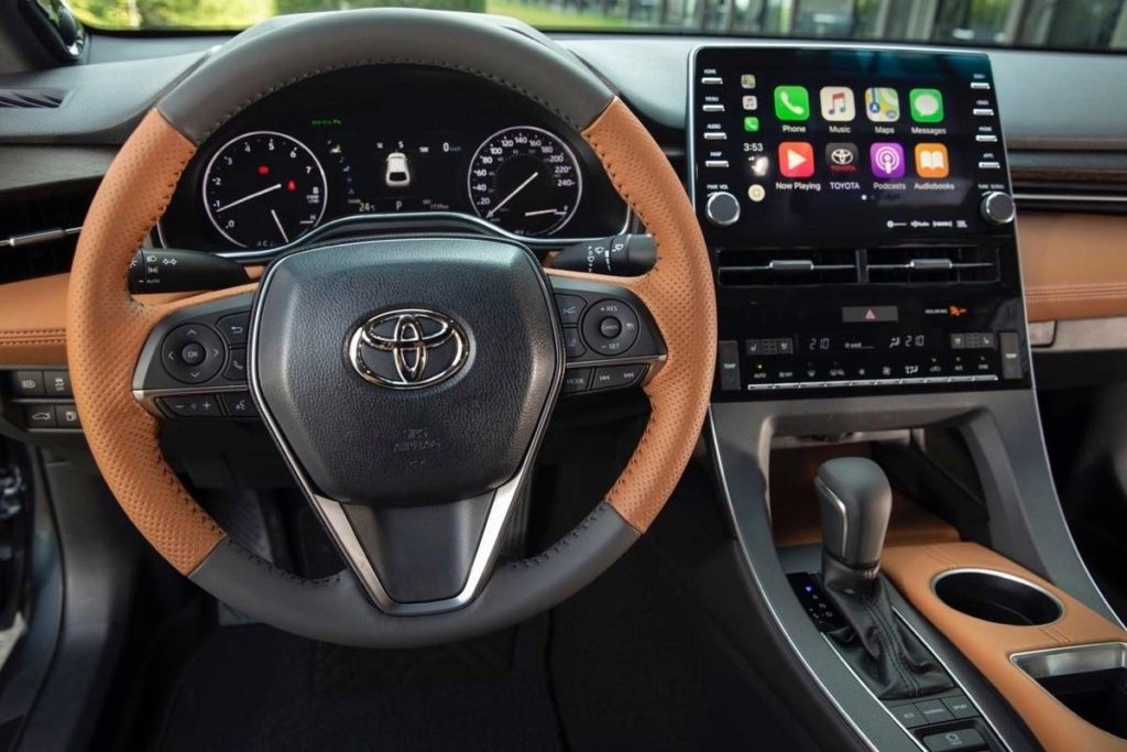 2020 Toyota Avalon is a class-leader