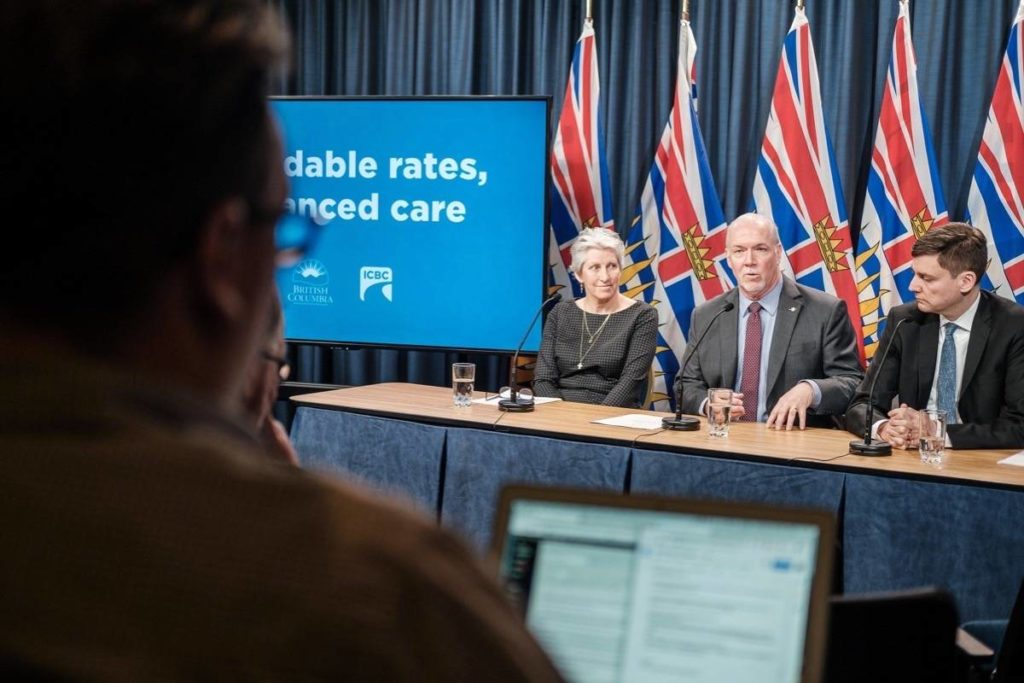 2020 Budget: ICBC shortfall continues ahead of new rate-reduction plan - Abbotsford News