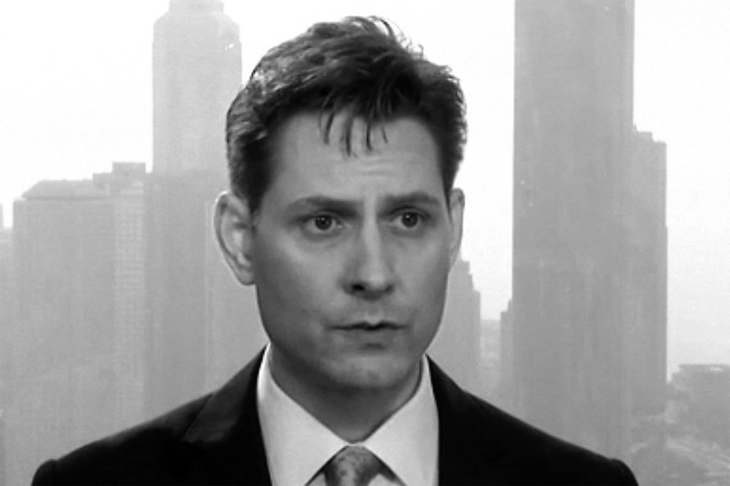 Chinese allow Michael Kovrig telephone call to sick father amid COVID-19 - Abbotsford News