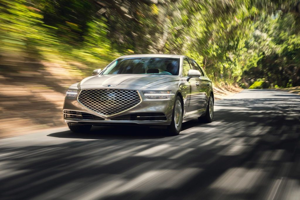 What you should know: 2020 Genesis G90