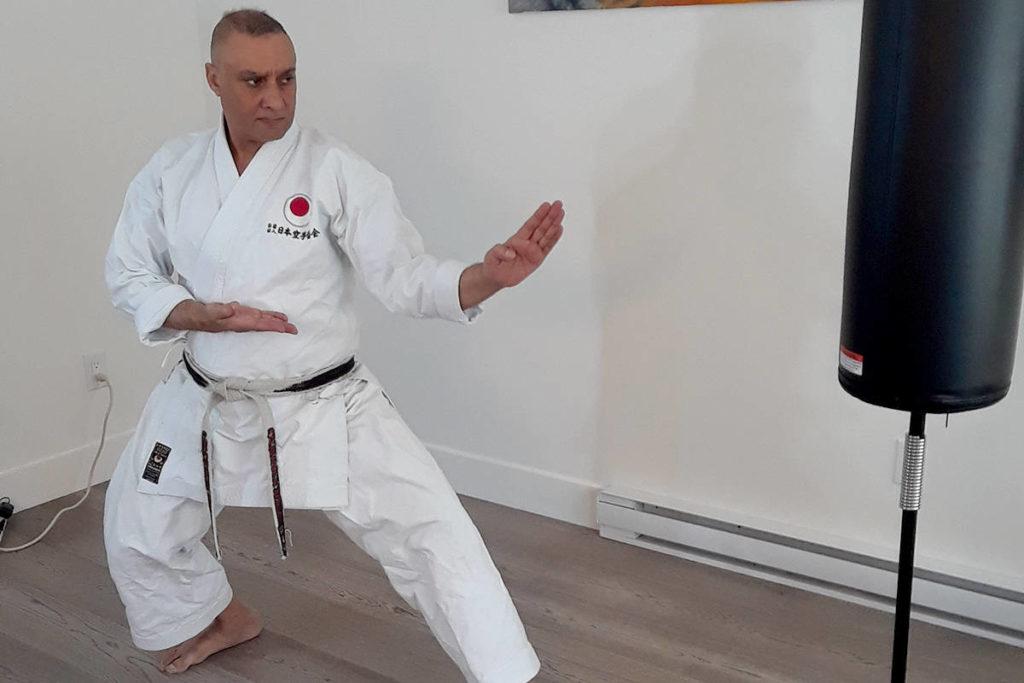 Abbotsford Karate dojo offering free online classes - Abbotsford News
