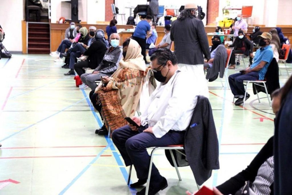 Getting the vaccine does not break your fast, says Muslim COVID-19 task force - Abbotsford News