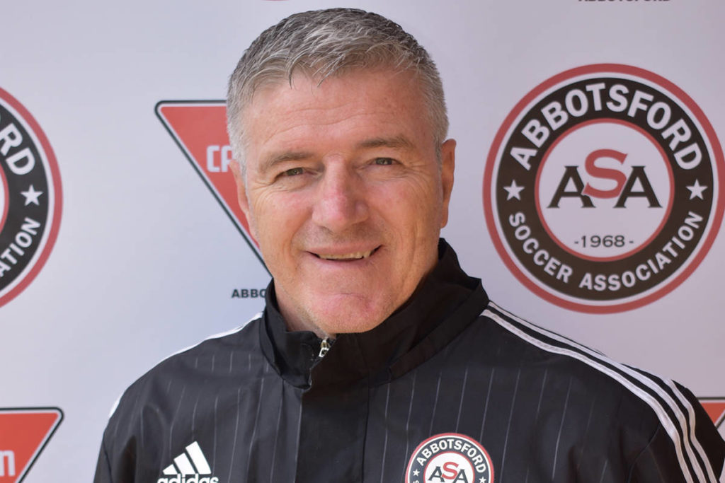 Colin Miller returning to Abbotsford Soccer Association - Abbotsford News