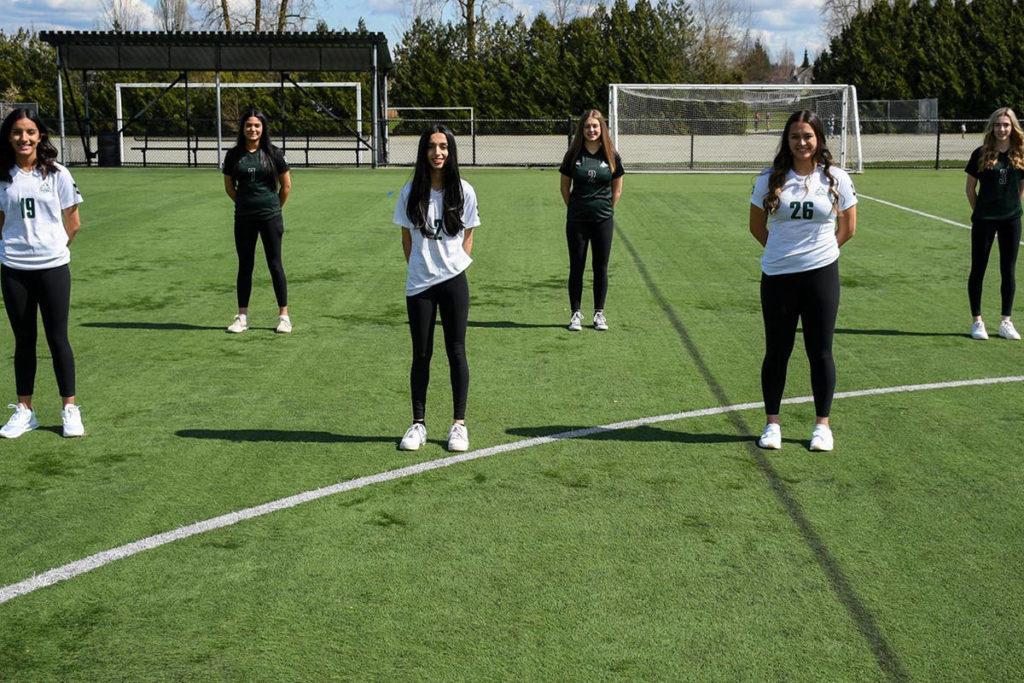 UFV Cascades women's soccer introduce six-player class - Abbotsford News
