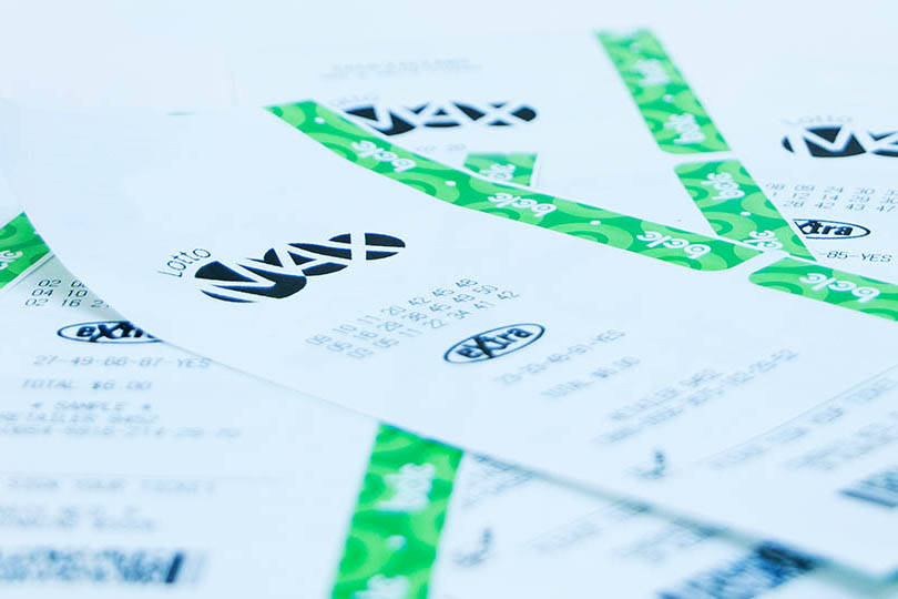 Lottery ticket worth $1 million sold in Vernon - Abbotsford News