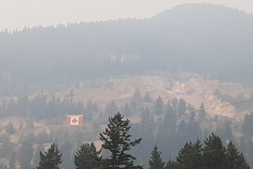 Southern B.C. Interior cities have worst air quality in Canada - Abbotsford News