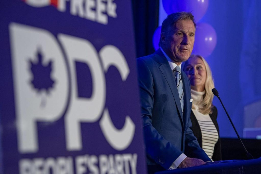Did Bernier's party split votes on the right? The answer is nuanced, expert says – Abbotsford News